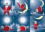 Santa Klaus (Upgrade) poster