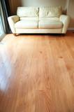 Hardwood floor poster
