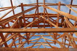 Erstellung eines Dachstuhles