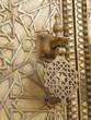 Türklinke Türöffner Davidstern Staatswappen Maroc