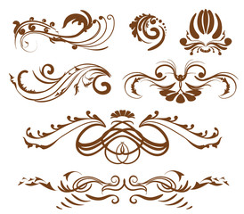 ornamental design elments