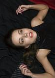 Crime scene investigation: dead woman poster
