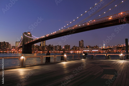 Zdjęcia na płótnie, fototapety, obrazy : Brooklyn Bridge