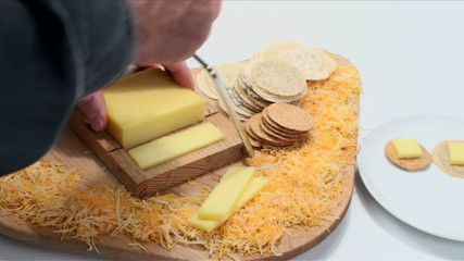 Cheese Slicing Party