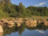Fototapety Lac du Merle, Hauts Plateaux du Languedoc