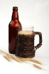 Beer still-life