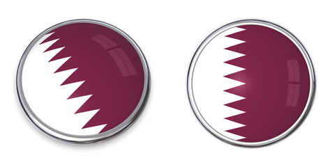 Banner Button Qatar