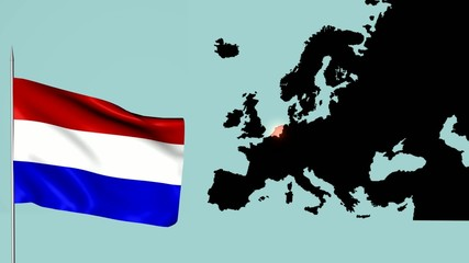 Bandiera dei Paesi Bassi