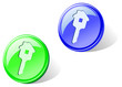Home key icons