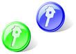Home key icons