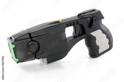 Leinwandbild Motiv Tazer gun