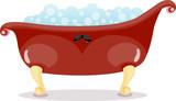 Fototapety bathtub