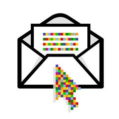 bunte mail