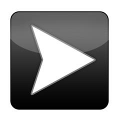 pfeil button schwarz icon