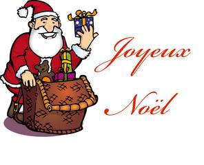 pere noel joyeux noel