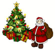 Christmas, Weihnachten, Weihnachtsbaum, Christbaum