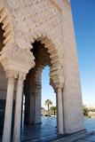 mausoleum of mohamed v poster
