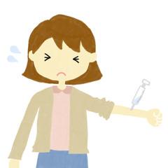 インフルエンザ対策:予防接種