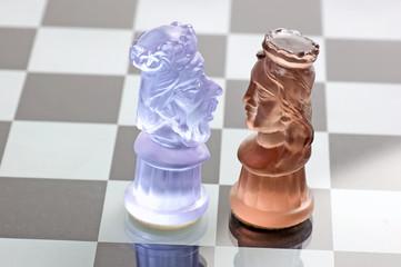 King versus Queen