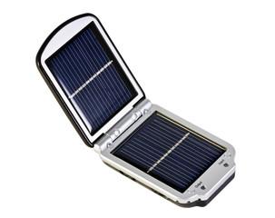 Mobile solar battery