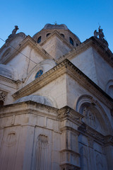 Kathedrale von Sibenik, Kroatien