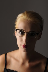 Diese Brille steht mir nicht