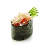 Imitation Crab Sushi poster