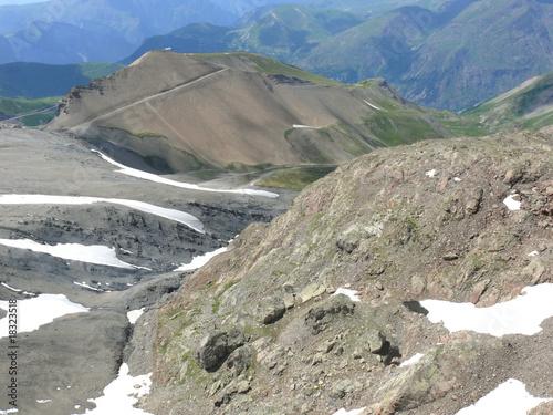 Alpine View : Les deux Alpes Frankreich