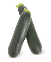 vegetables, two zucchini
