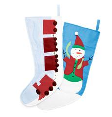 whimsical christmas stockings