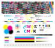 cmyk scala printer materials - 18344580
