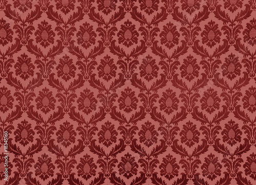 Damask wallpaper - 18345160
