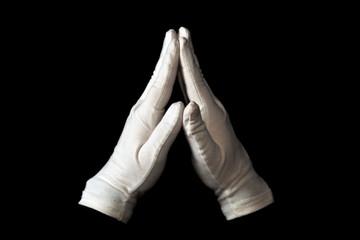 Hand gesture
