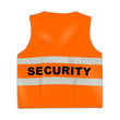 security safety-vest orange I