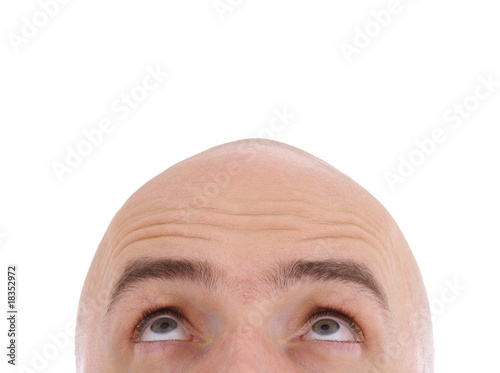 Kopf fragend