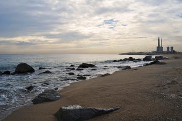Sant Adrià en el horizonte