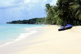 Fototapety moto marine sur la plage