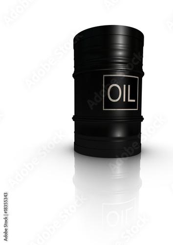 Ein Barrel Öl