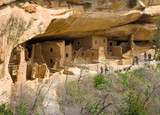 Cliff Dwellings poster
