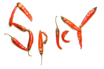 Spicy Red Pepper