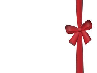 rote schleife, geschenksband