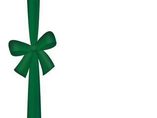 grüne schleife, schleifenband