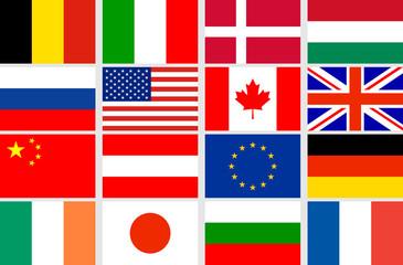 Vector set flags