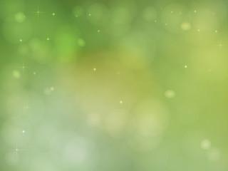 abstrakter grüner sternen hintergrund