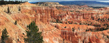 panorama des pink cliffs