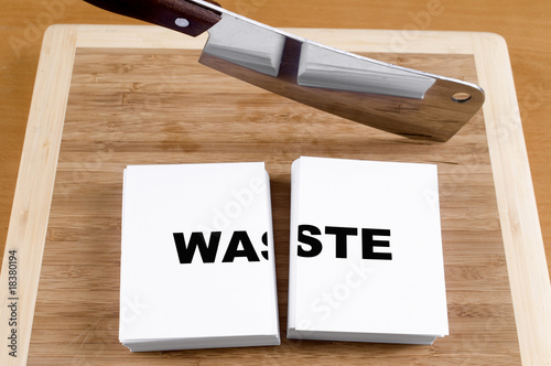 Cutting Waste
