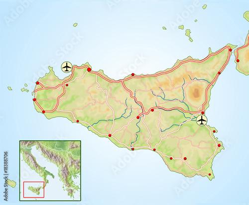 autonome region sizilien