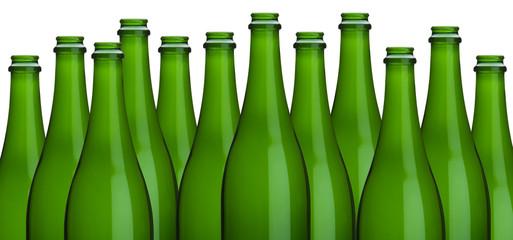 Sektflaschen