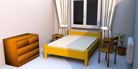 Camera da letto 01