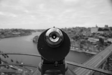 Observando o Porto
